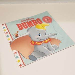 Disney DUMBO story book with stickers